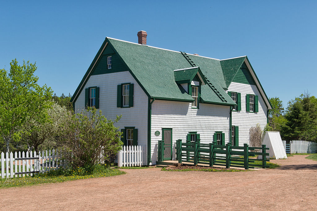 """Green Gables House, Cavendish, P.E.I."" by Markus Gregory / Licensed under CC BY 3.0 via Commons"