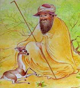 Chama al-Din Muhammad Hafiz (Public Domain)