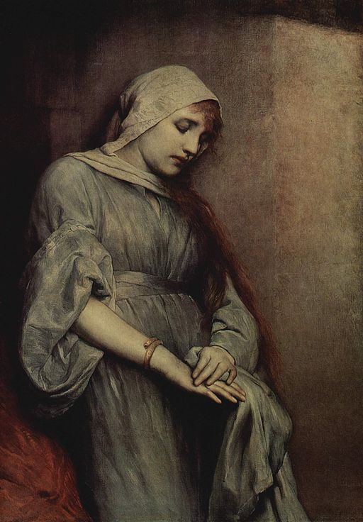 Lady Macbeth - Gabriel von Max