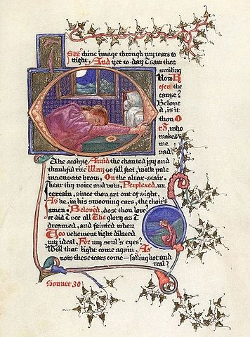 356px-Phoebe_Anna_Traquair's_illuminated_copy_of_Elizabeth_Barrett_Browning's_'Sonnets_from_the_Portuguese'_-_Sonnet_30