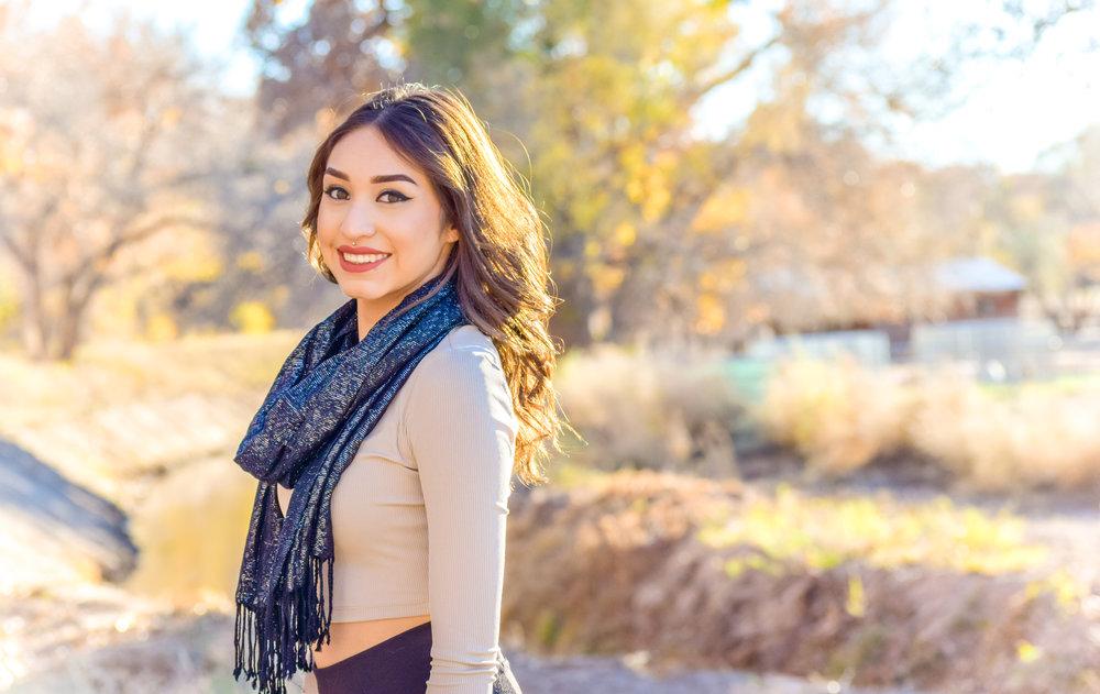 Amber Mendoza   Los Lunas High School Graduate   Class of 2017  Los Lunas NM