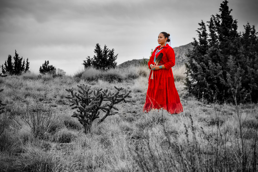 Fiona King   Native American Community Academy  Class of 2017   Sandia Foothills