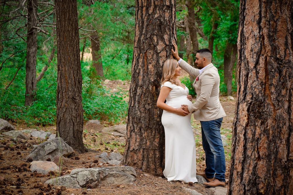Mr & Mrs. Chacon | 2017 Sandia Peak