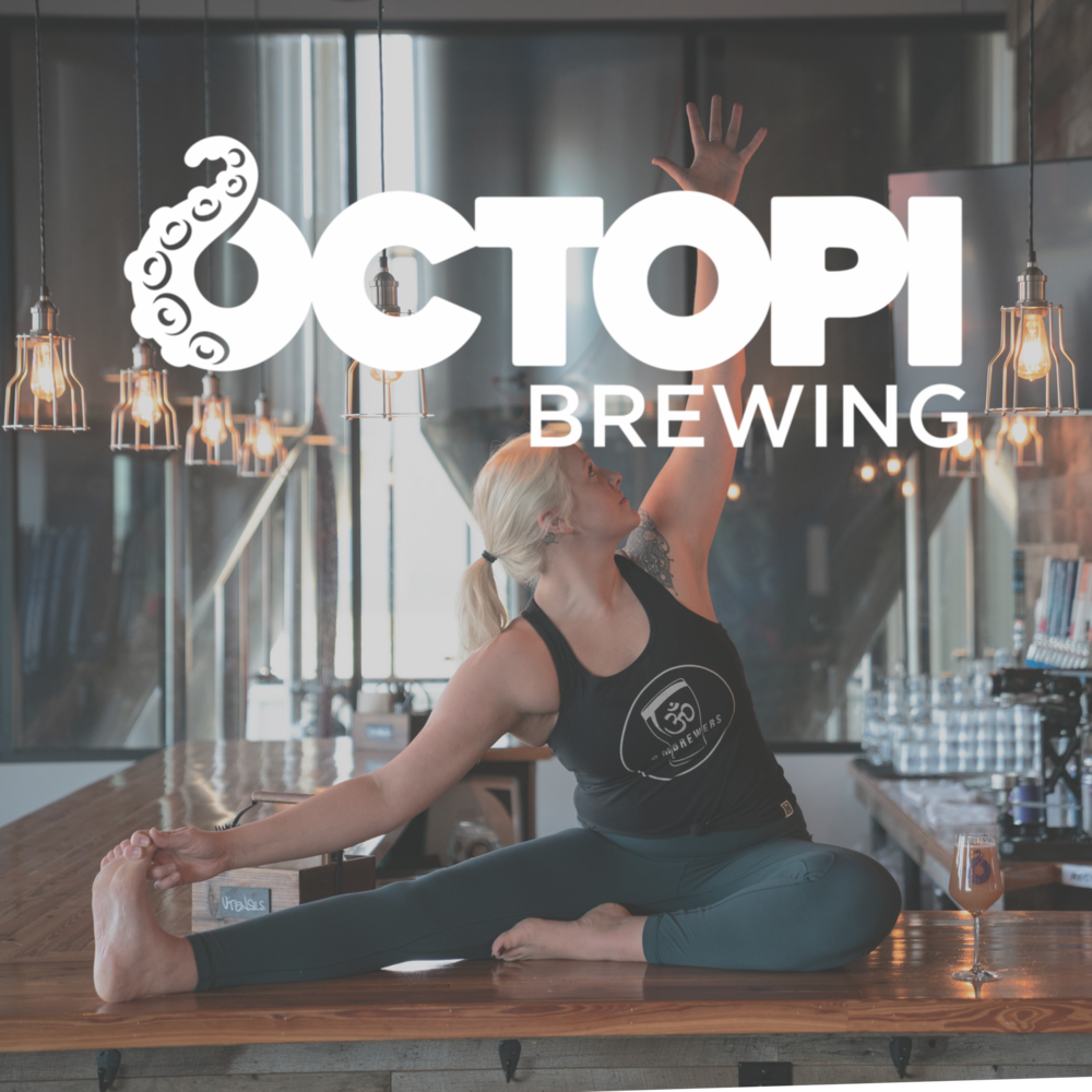Yoga + Beer - Saturday, January 191:00PM - 2:00PM