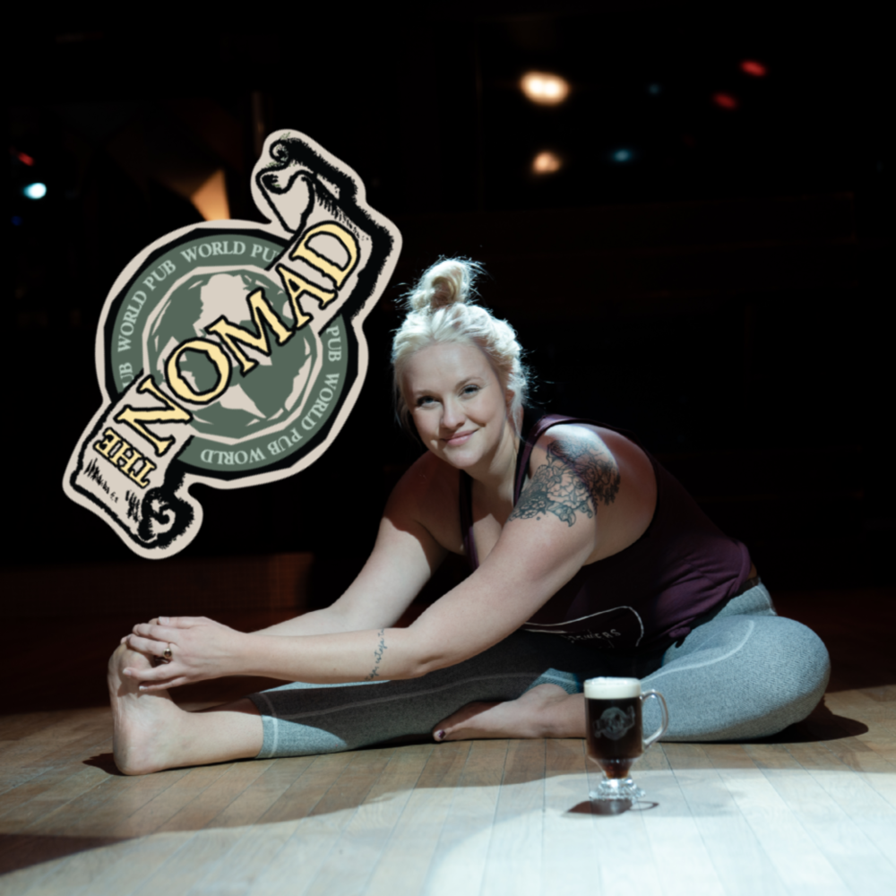 Yoga + Irish Coffee - Saturday, February 1611:00AM - 12:00PM