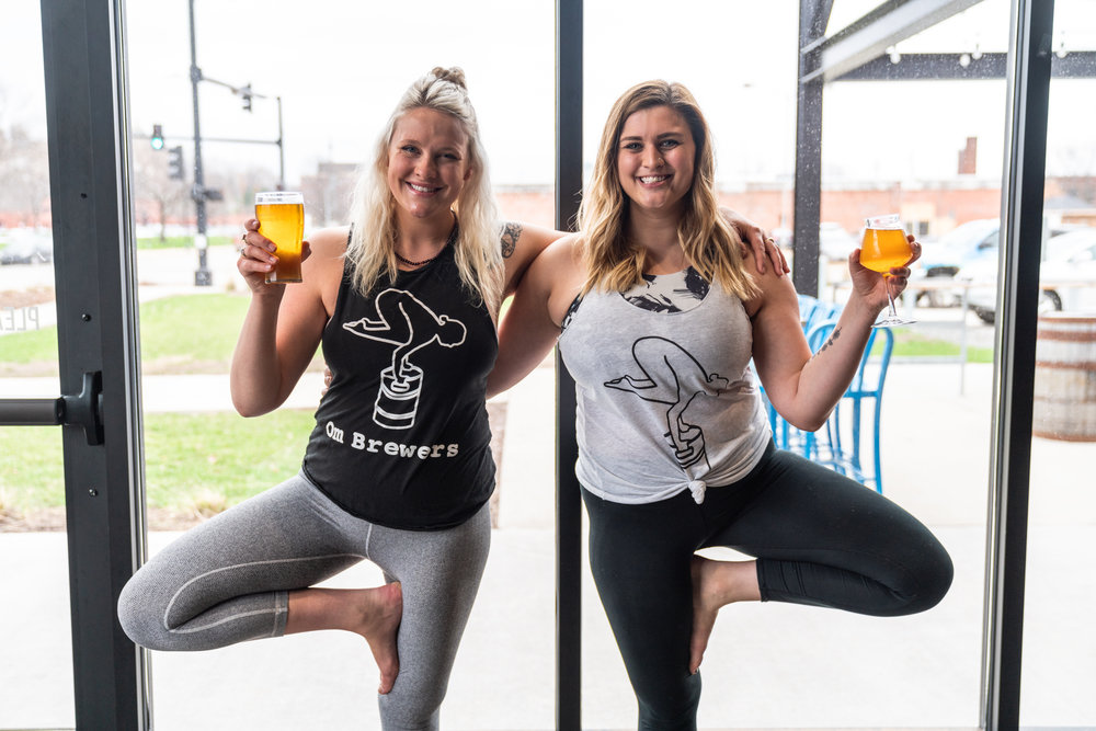 Peace Tree Des Moines Yoga Beer Iowa