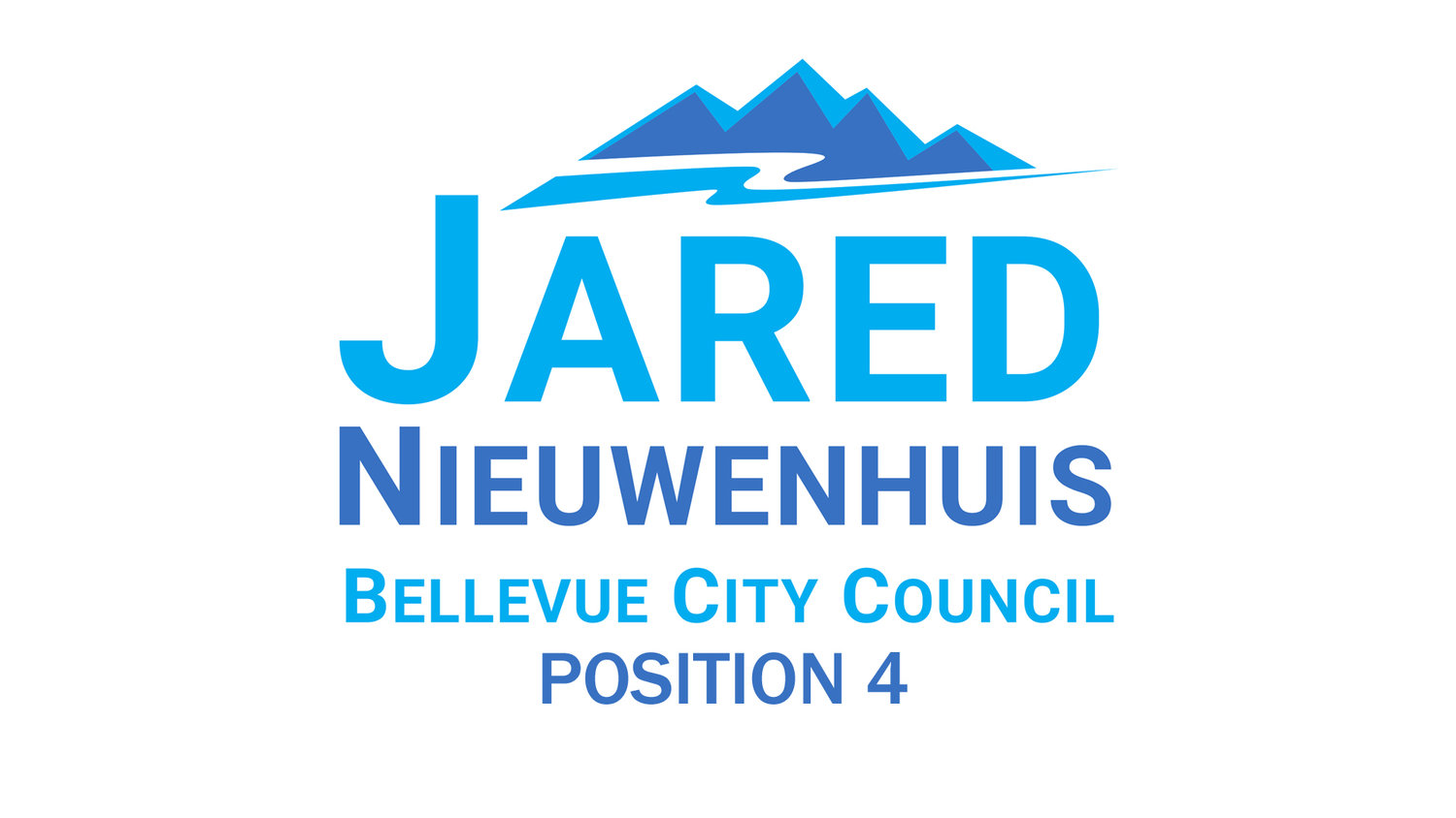 Jared Nieuwenhuis for Bellevue City Council