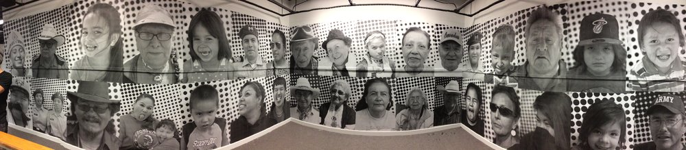 The Heritage Center at Red Cloud Indian School gallery installation (180)