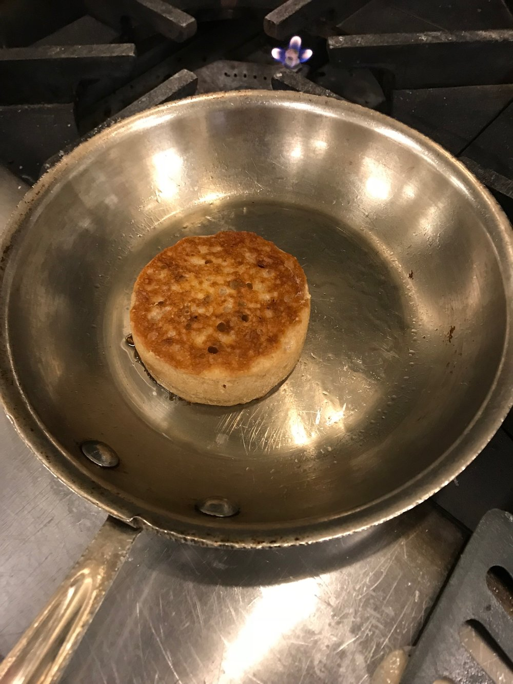 flip and cook until golden!