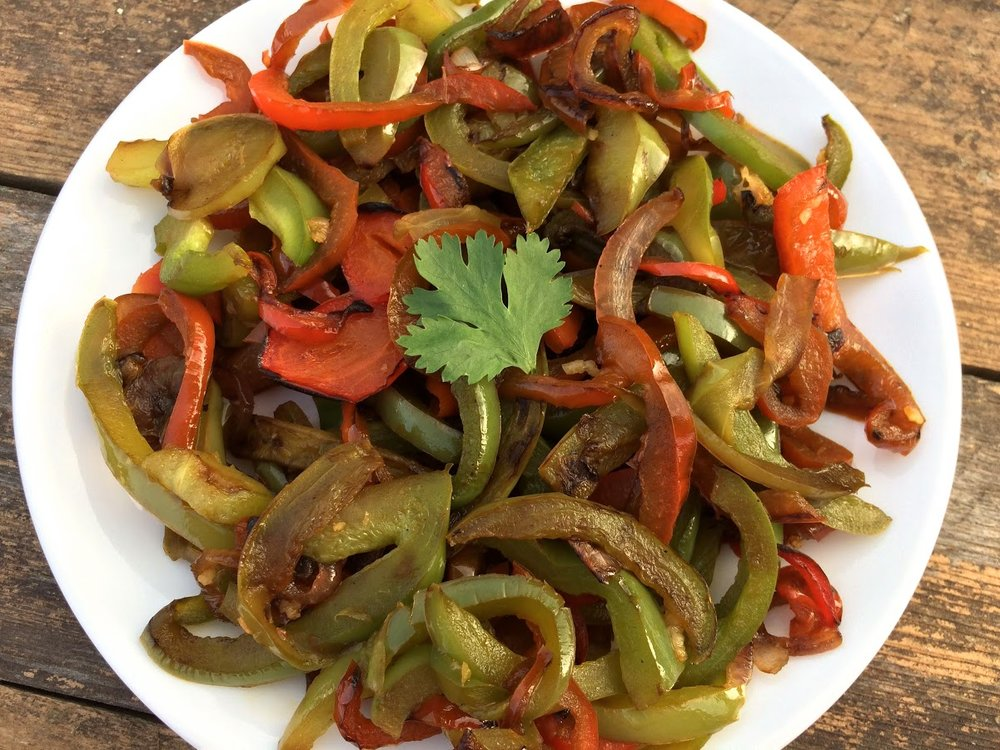 Sauteed peppers.JPG