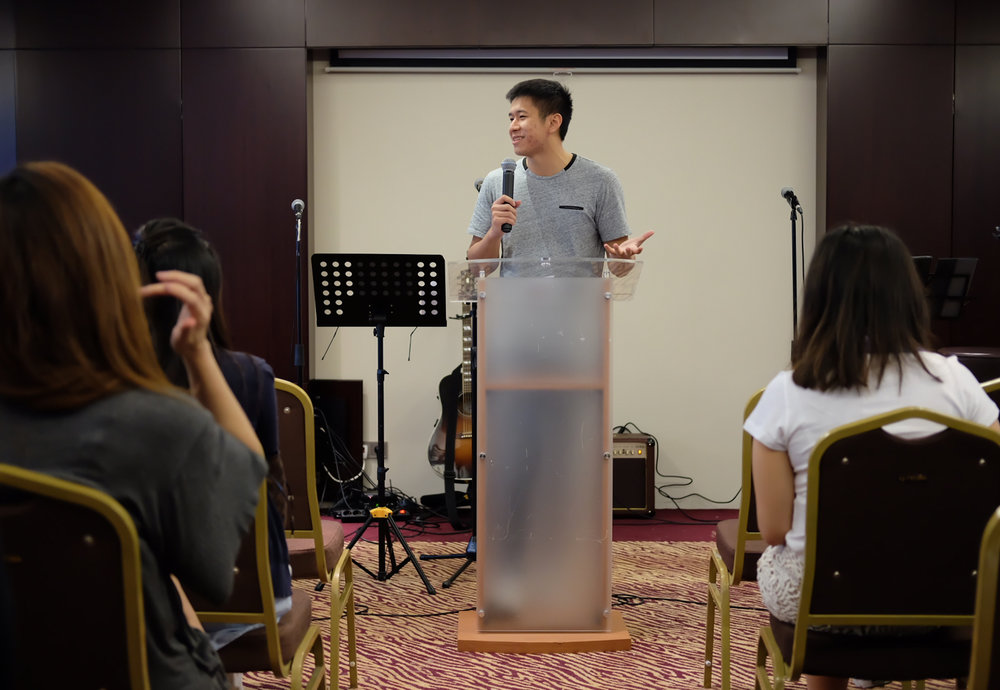 Dubai & Jakarta - When the government ordered churches out of rental properties and into the only Protestant church in the city, this eight-month-old church plant, Covenant Hope, faced its first major challenge. Could it survive?