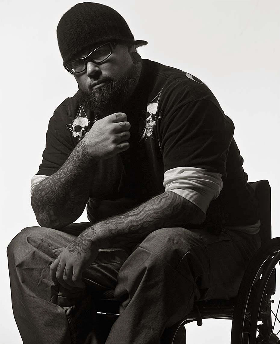 Disabled American Veteran
