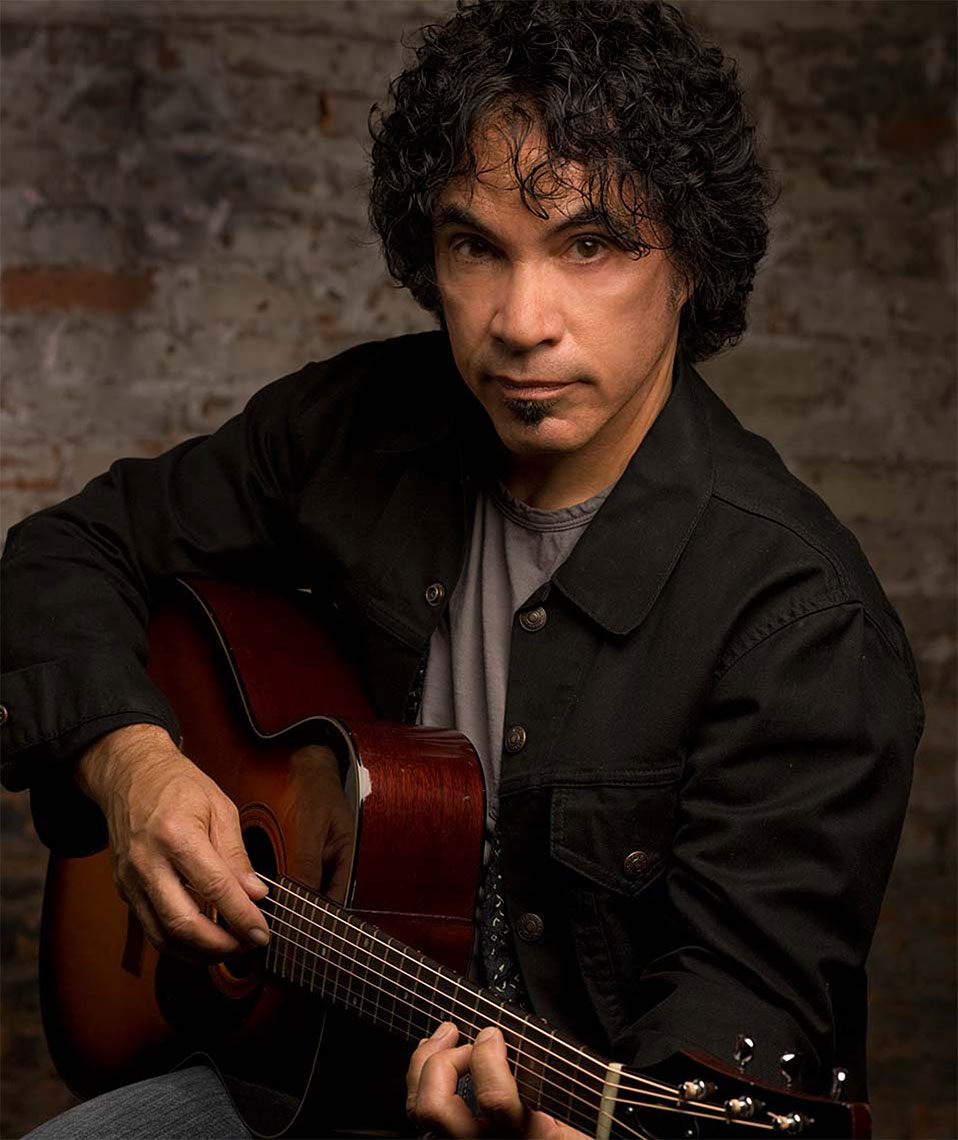 Musician John Oates of Hall and Oates
