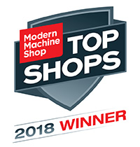 As a leader in our industry, Hastreiter Industries is a recognized Top Shop and was featured in the cover story of Modern Machine Shop magazine in September 2018..