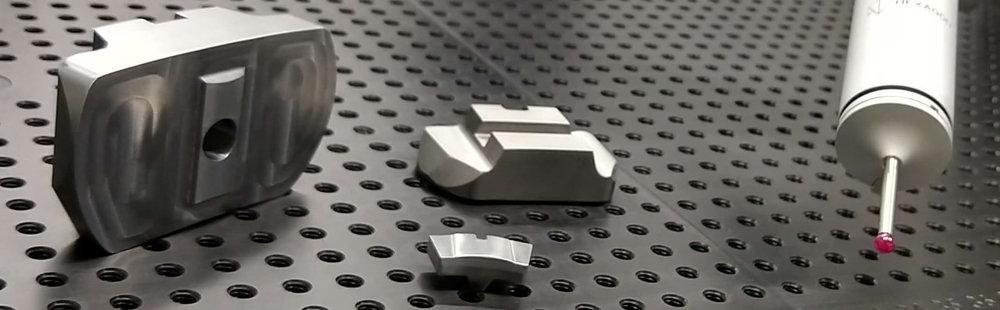 cmm machined parts