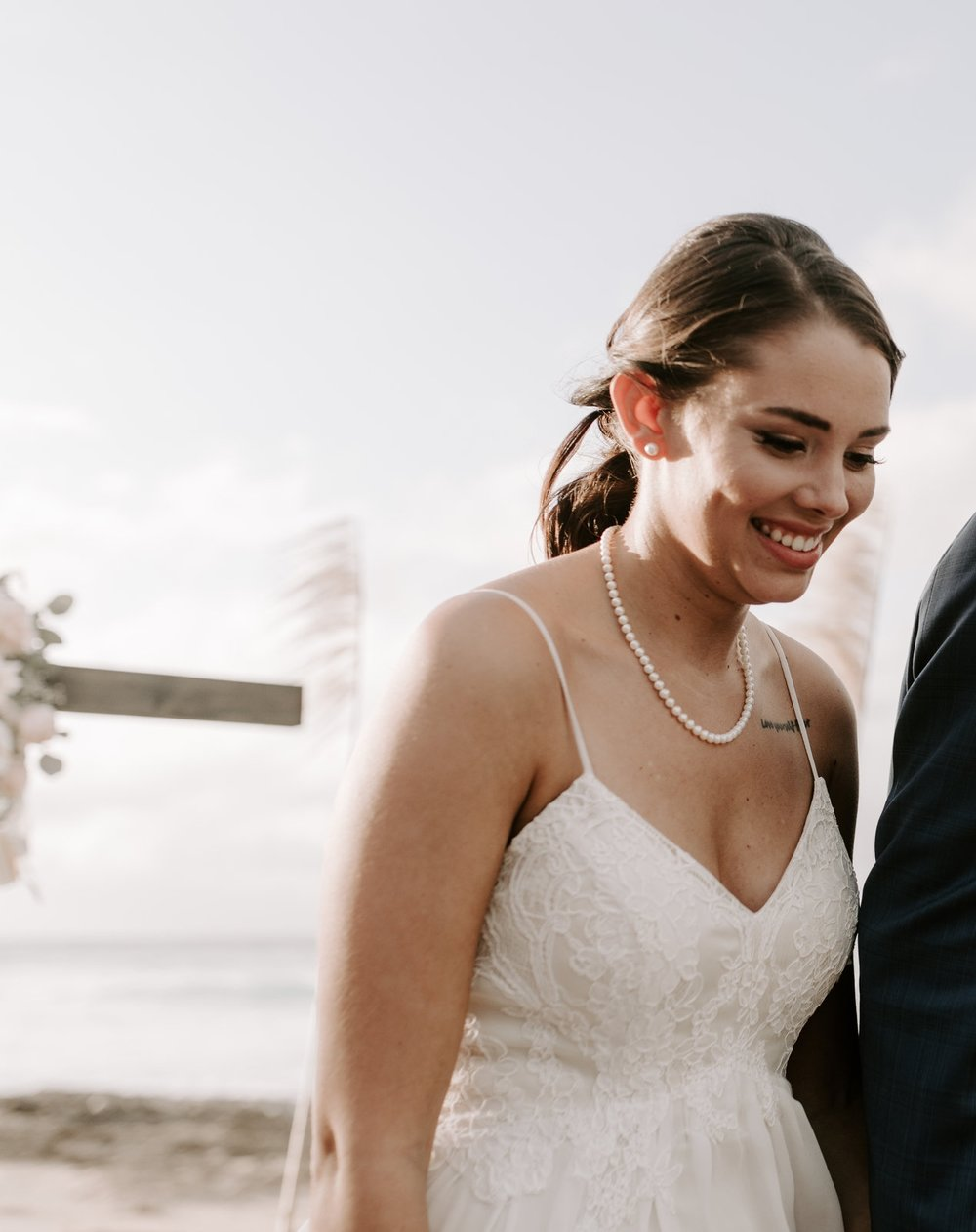 Meet the Bride - Emily