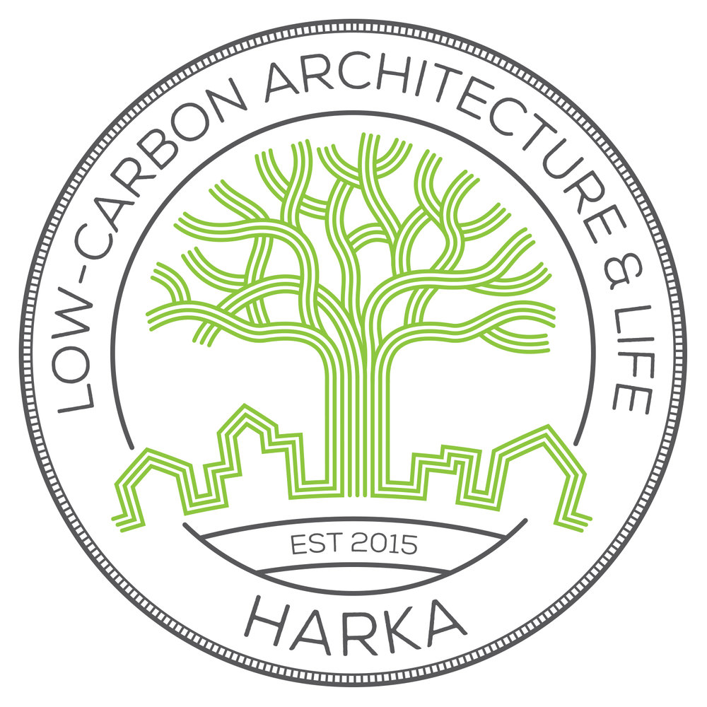 Harka Sunrise Badge_DkGrey w Green_SQ.jpg