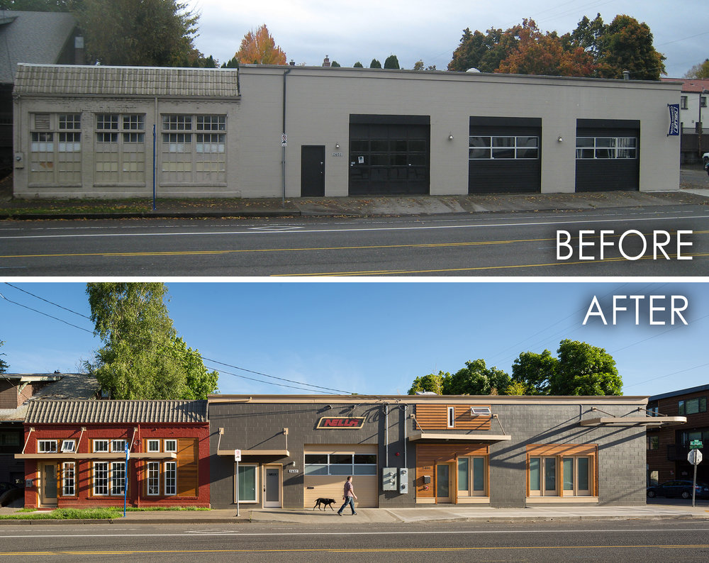Harka Architecture_Gas Station Conversion_Retail Residential_Before After.jpg