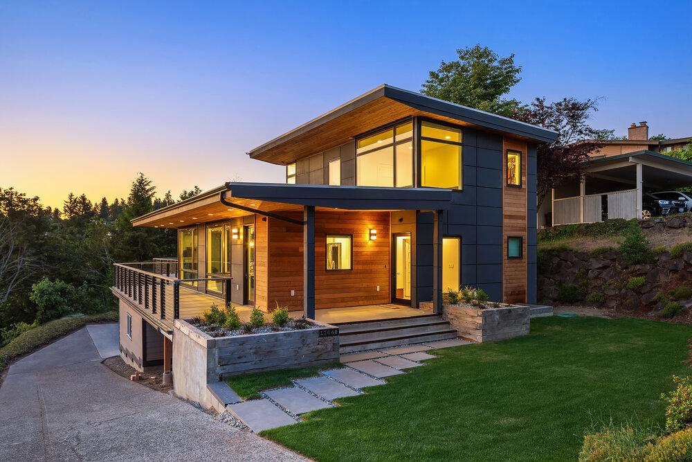 Puget Sound Residence