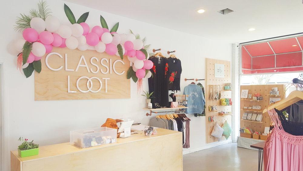 Aug 12-18Classic Loot - 208 Jackson St Japantown San Jose, Ca