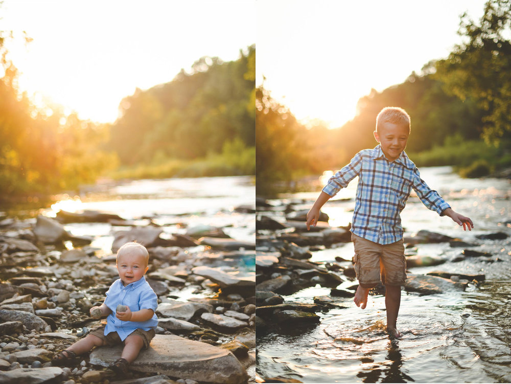 Indianapolis family photography - Smith family