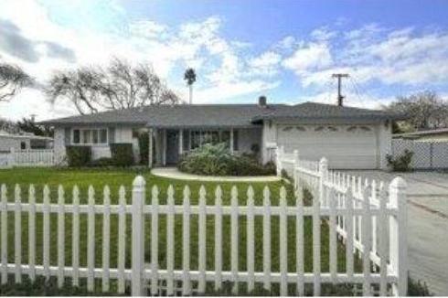 1732 LOS PADRES BLVD., SANTA CLARA - SOLD: $478,000 | Represented Buyer