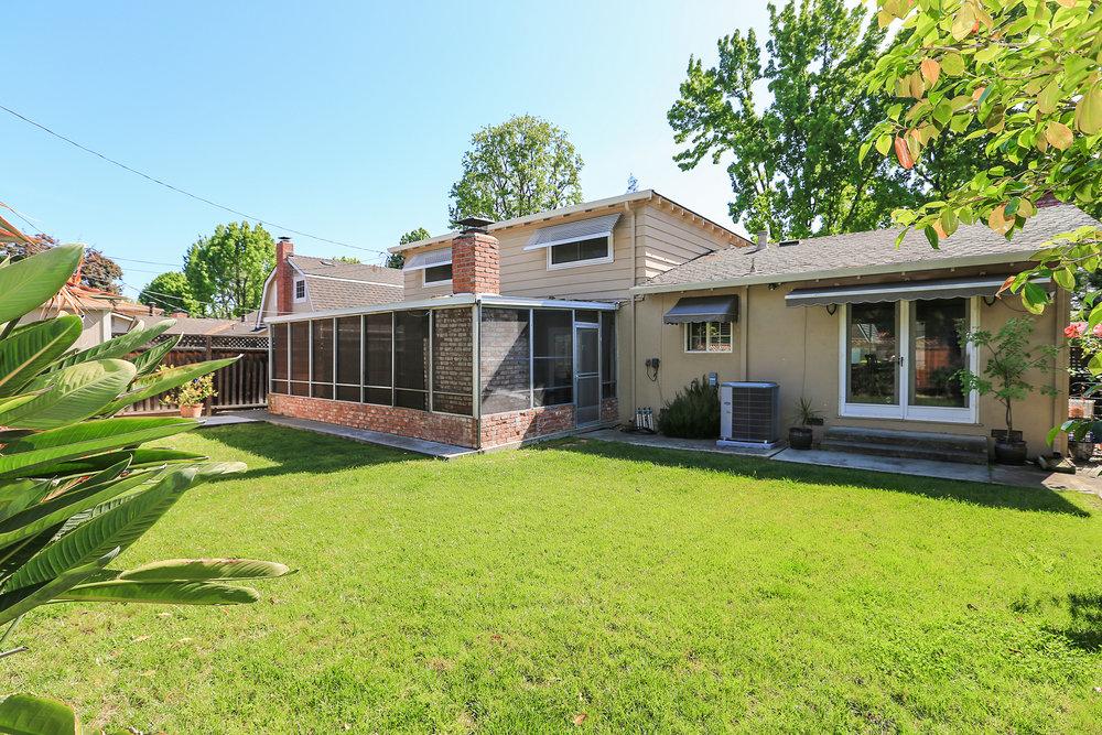 1049 SOUTH DANIEL, SAN JOSE - SOLD: $1,200,000 | Represented Seller