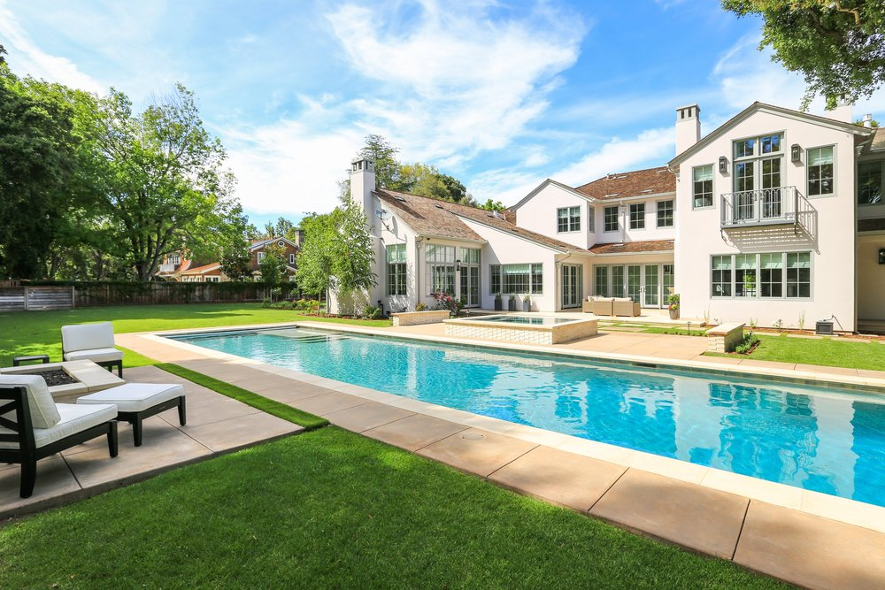 120 TOYON ROAD, ATHERTON - LISTED AT: $7,495,000 | Represented Buyer