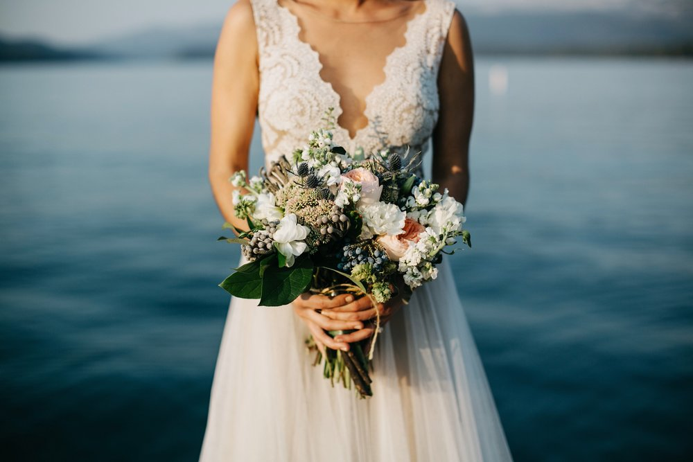 McCall Idaho Wedding | Stacey + Aaron