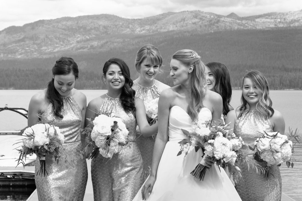 McCall Idaho Wedding | Alivia + John