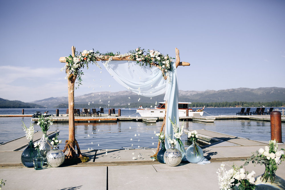 McCall Idaho Wedding | Amanda + Anish