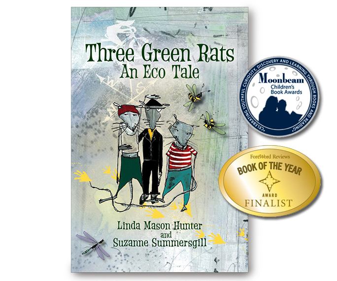 Three Green Rats....An Eco Tale