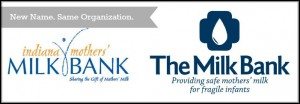 New Name. Same Organization. {www.themilkbank.org}