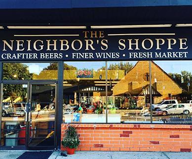The Neighbor's Shoppe - Downtown Berkley Michigan