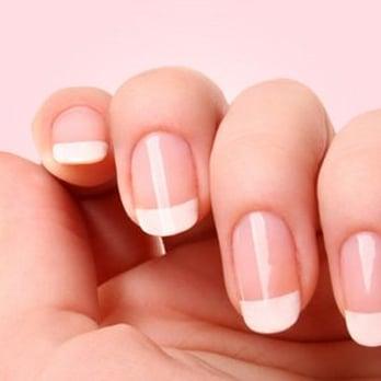 A full service nail salon.