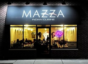 our restaurant offers contemporary Indian cuisine in a charming atmosphere. Enjoy savory, authentic Indian cuisineat Mazza!