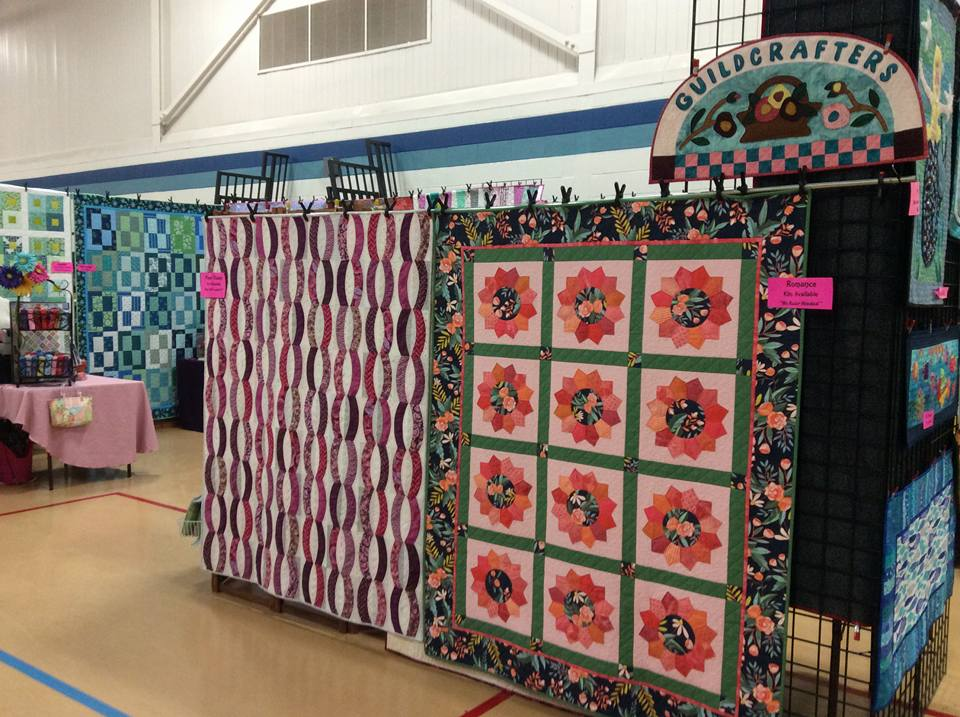 Guildcrafters is a full-service retail Quilt Shop located in Downtown Berkley. We offer 3,900 square feet of the latest fabrics, notions, supplies, books, patterns and classes. We are a family oriented and owned business established in 1982.