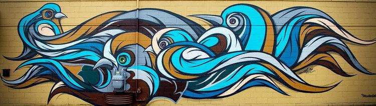 downtown berkley murals