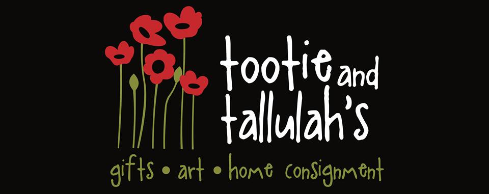 Tootie and Tallulah's is a unique gift, art and home consignment boutique in Berkley, Michigan. With its Fair Trade collection consisting of recycled/repurposed gift items, it has something for everyone including those on a budget! Its focus is a fresh and lively approach to reusing, renewing and restyling your home décor and environment. Find products made in the USA and made in Michigan too!