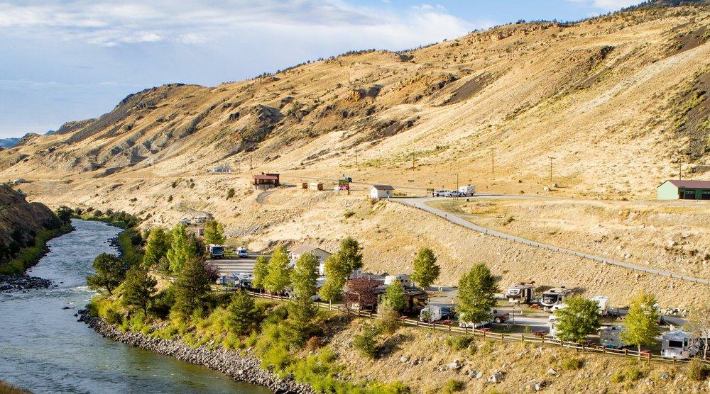 Yellowstone National Park Rv Parks >> Yellowstone Rv Park