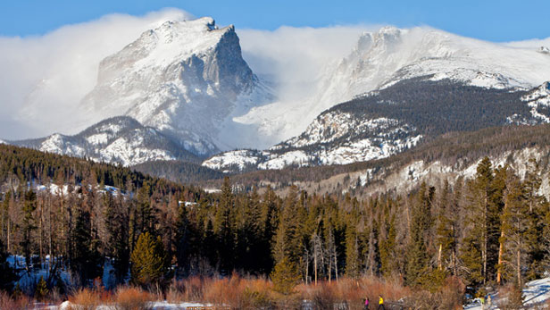 fit travel: ice climbing in estes park — men's fitness