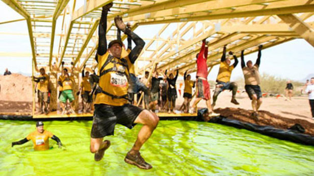 who will be the world's toughest mudder? — men's fitness