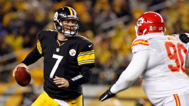MF blog: big ben separates shoulder — men's fitness