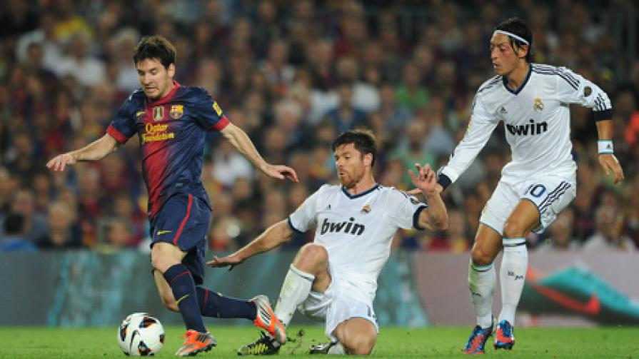 mf blog: epic battle between ronaldo and messi left unsettled — men's fitness