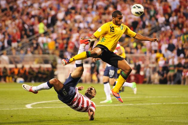 10 fittest soccer players on team USA — men's fitness