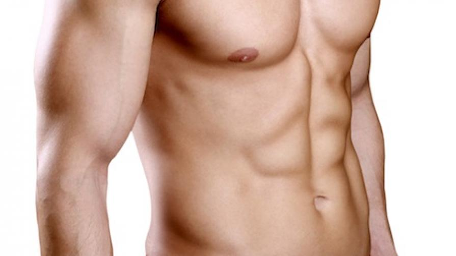 the science of the six pack — men's fitness