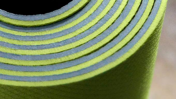 Self-Rolling Sticky Mat: Adding Slap Bracelet Technology to Savasana—YOga Journal