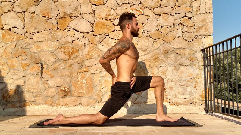 daily practice challenge: Build a Strong foundation with benjamin sears — yoga journal