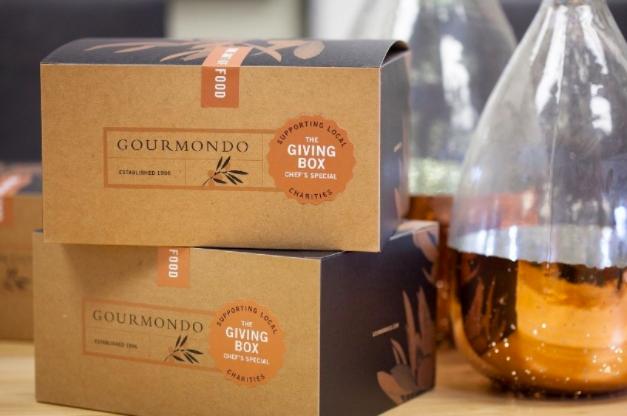 Gourmondo's Lunch Boxes