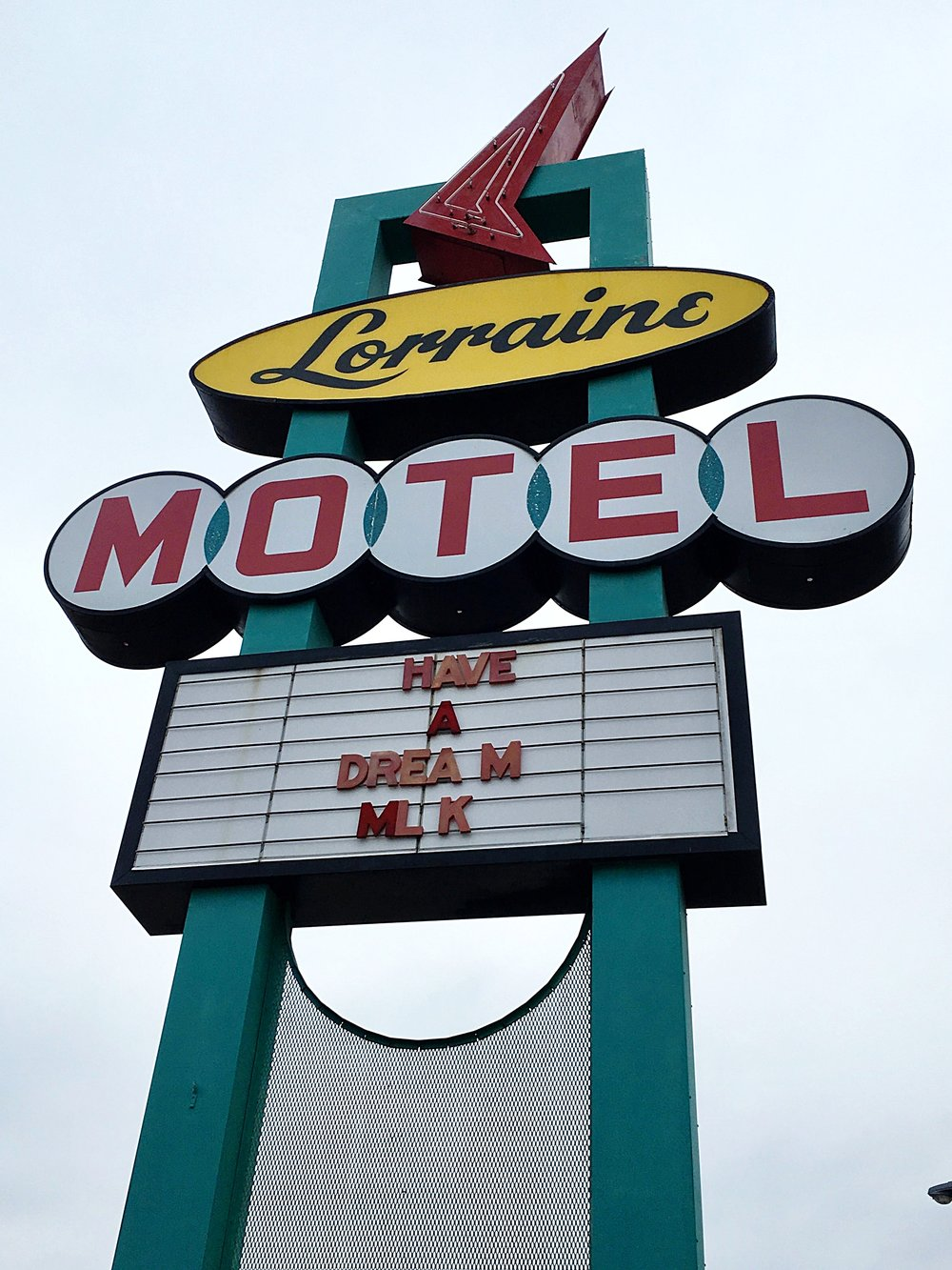 The Lorraine Motel, Site of Martin Luther King Jr. Assassination—Memphis, TN